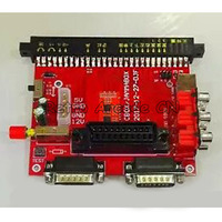 JAMMA to DB 15PIN Joypad Convert Board JAMMA CBOX Converter With SCART Output For JAMMA Arcade Game PCB SNK Motherboard