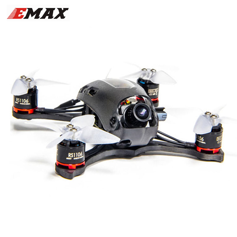 Emax Babyhawk-R RACE(R) Edition 112mm F3 Magnum Mini 5.8G FPV Racing Drone 3S/4S RC Quadcopter PNP / BNF Racer VS...