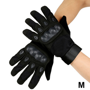 Army Military Tactical Gloves Paintball Airsoft Shooting Combat Anti-Skid Bicycle Hard Knuckle Full Finger Gloves