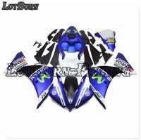 Bodywork Moto Fairings Fit For Yamaha YZF R1000 YZF R1 YZF 1000 R1 2012 2013 2014 YZF1000 Fairing kit Custom Made High Quality