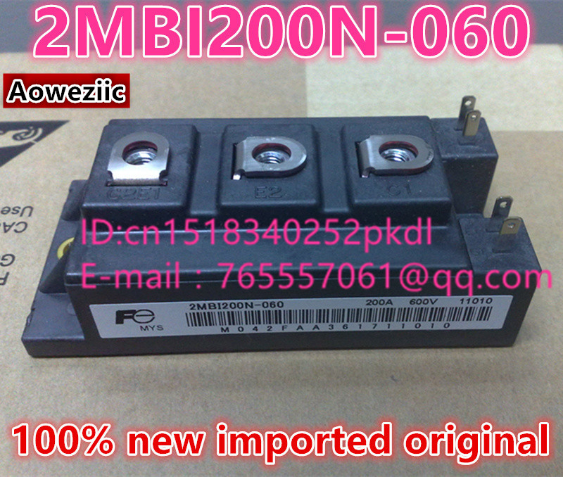 100% new imported original  2MBI200N-060  power module  2MBI200N 060 100% new imported original 2mbi200u4h120 power igbt module