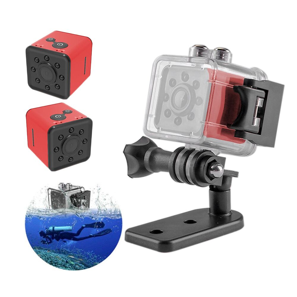 цена на SQ13 Waterproof Camera Full HD 1080P Mini WiFi Camera Sports DV Video Recorder Night Vision Detect Wide-Angle Camcorder VS SQ12