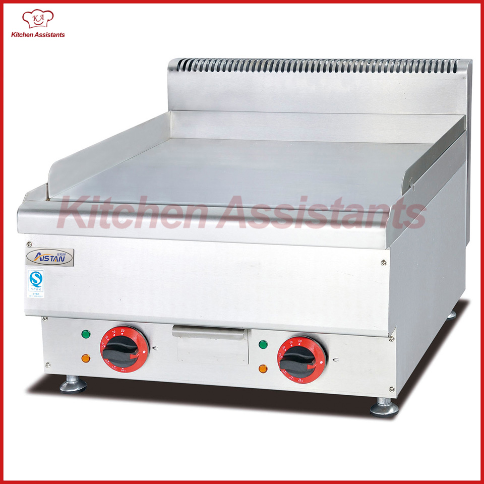 EH666 Electric Griddle(All flat) of catering equipment цена