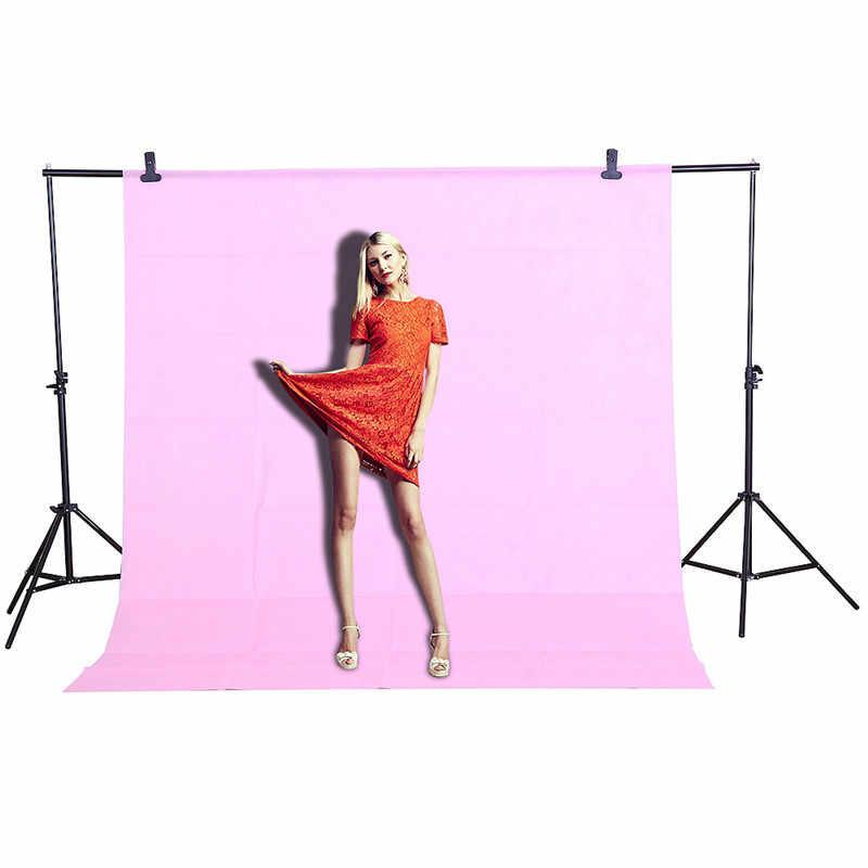 1.6 × 1/2/3メートル10色非織グリーンスクリーン写真撮影の背景写真の背景クロマキー背景スタジオアクセサリー