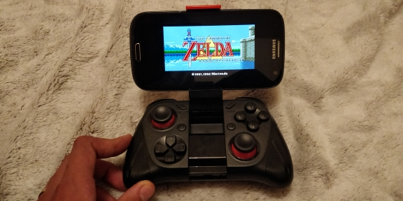 MOCA – Manette Bluetooth Android