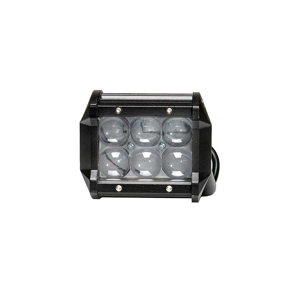 18w DRL Daytime Running Light LED 10-30V waterproof car accessories SUV 4WD 4x4 motorcycle off road for LADA NIVA UAZ
