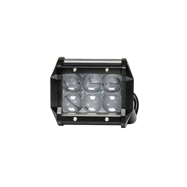 18w DRL Daytime Running Light LED 10 30V waterproof car accessories SUV 4WD 4x4 motorcycle off road for LADA NIVA UAZ