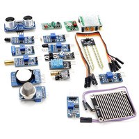 16 Values Of Sensors Kit For PI2 PI3 Raspberry Pie Raspberry Pi 2 Good Quality Low