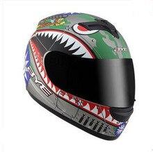 Frete grátis novo capacete moda capacete da motocicleta rosto cheio capacete capacete da motocicleta para mulheres dos homens