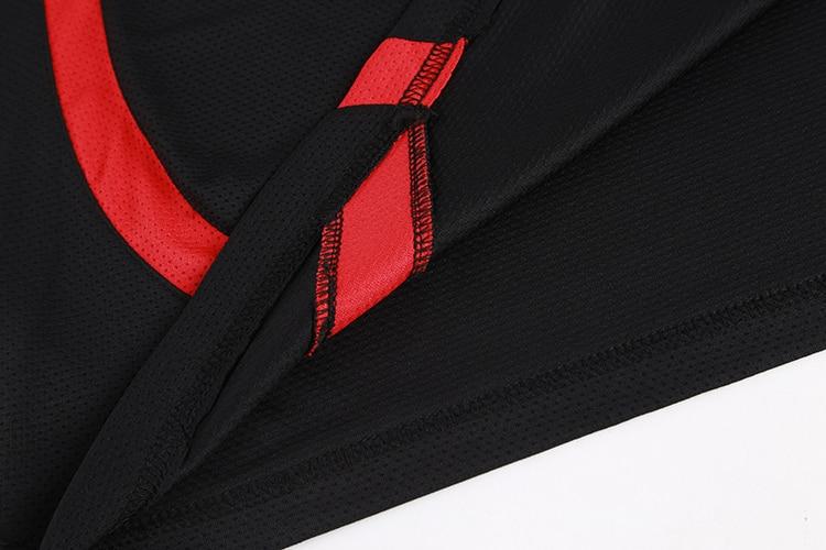 uniformes criança esporte kit roupas respirável camisas