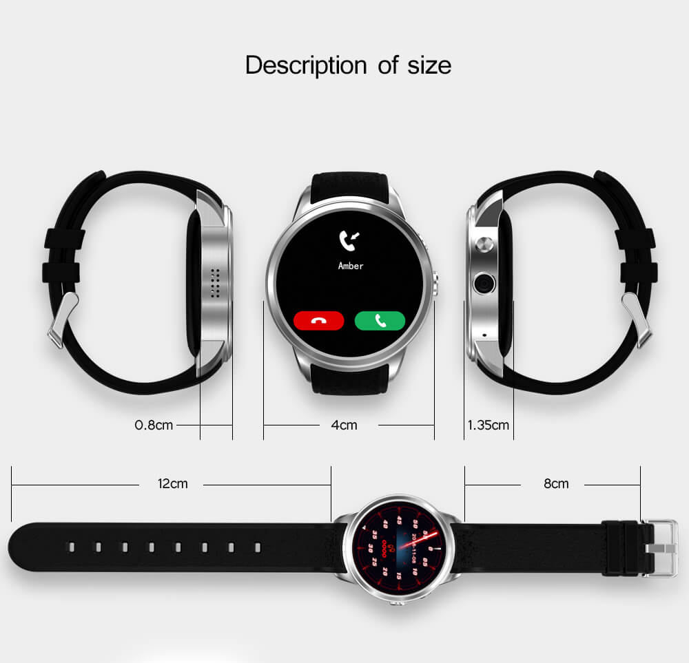 Makibes X200 Smart Watch (16)