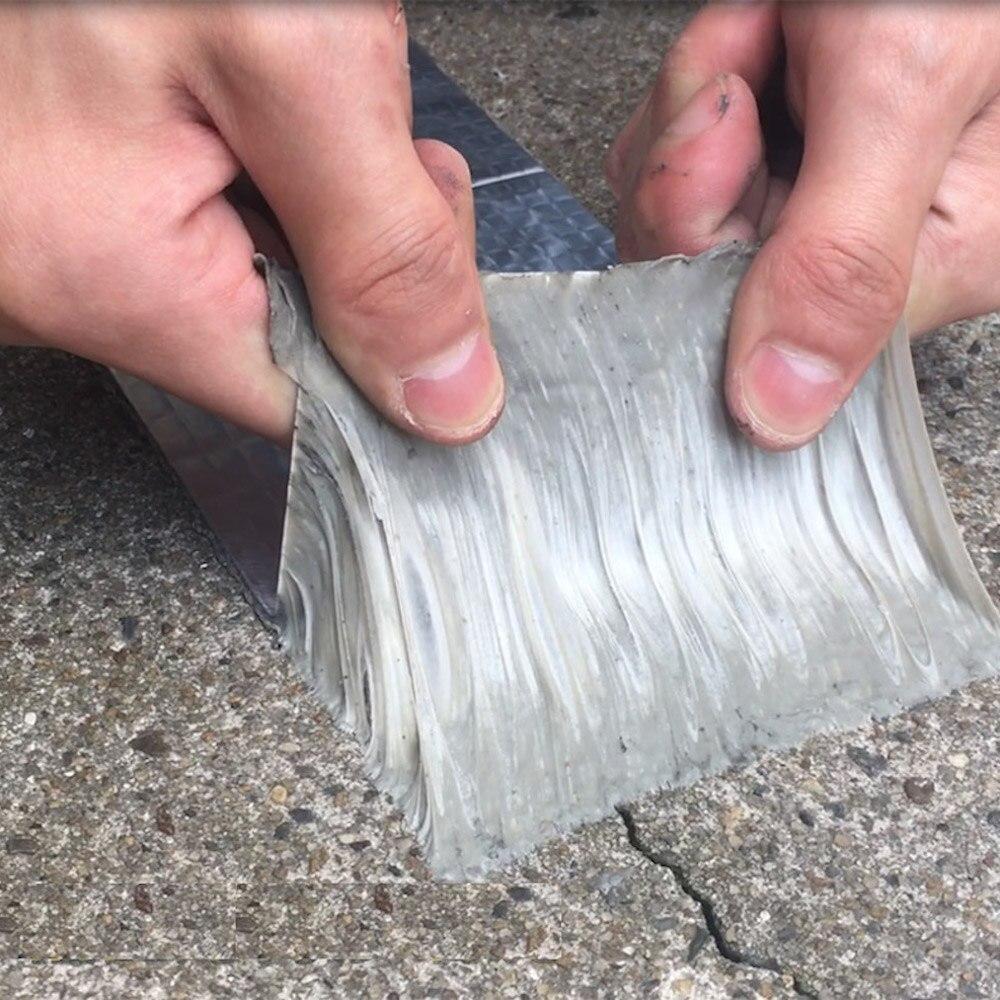 Custom Made Foglio di Alluminio Nastro Butilico Tubo di Pavimento di Vetro del Tetto Della Parete Impermeabile Pasta Adesiva Sigillante 3 centimetri 5 centimetri 10 cm x 1.5 millimetri 1 MetroCustom Made Foglio di Alluminio Nastro Butilico Tubo di Pavimento di Vetro del Tetto Della Parete Impermeabile Pasta Adesiva Sigillante 3 centimetri 5 centimetri 10 cm x 1.5 millimetri 1 Metro