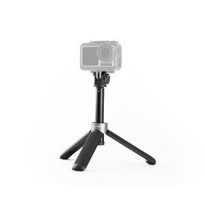 Image 1 - PGYTECH Action Camera extension Pole Tripod Mini For DJI Osmo Pocket 2 Mobile 4 OM4 Action Gopro hero 9 8 7 xiaomi yi 4k