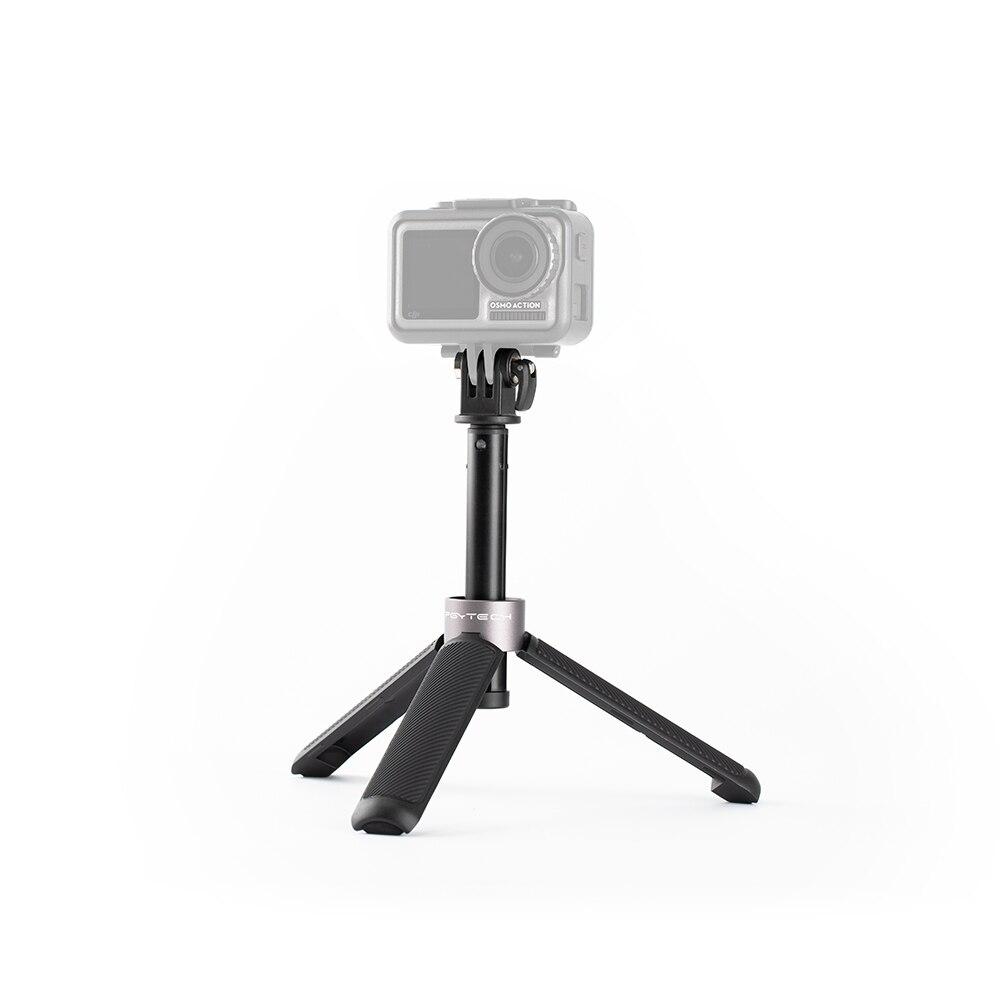 PGYTECH Action Camera Extension Pole Tripod Mini For Osmo Action Gopro Hero 7 Xiaomi Yi 4k