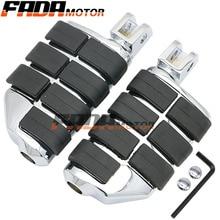 купить Front Foot Pegs Footrest for Suzuki Boulevard M50 Intruder M800 C50 M109R Intruder M1800R VZR1800 M90 Volusia VL800 2001+ (098) по цене 2319.17 рублей