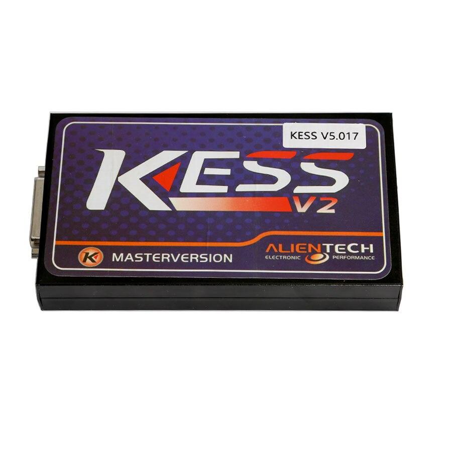 V2.47 Kess V2 Online Version Firmware V5.017 Add 140+ Protocols Line KAN EDC17 MED17 No Tokens Need tech 2 scanner for sale