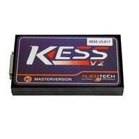 V2.47 Kess V2 Online Versie Firmware V5.017 Voeg 140 + Protocollen Lijn KAN EDC17 MED17 Geen Tokens Nodig