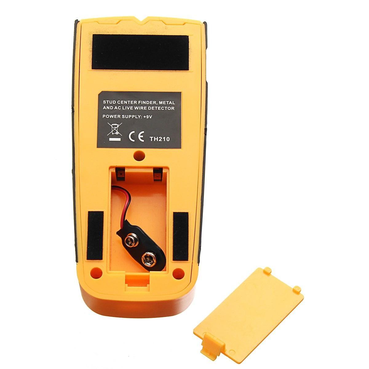 3 in 1 Metalldetektor Digital AC Draht Holz Stud Finder Tester ...