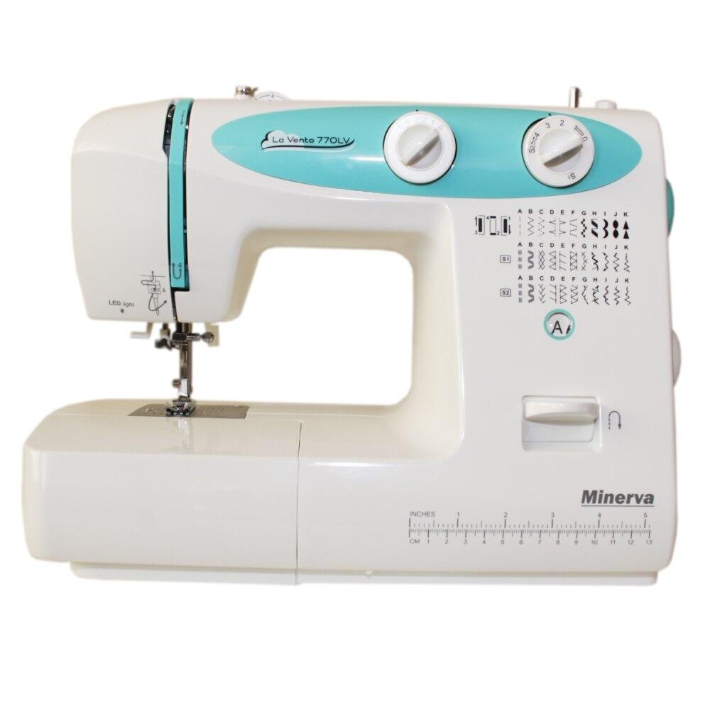 Sewing machine Minerva La Vento 770LV sewing machine minerva m832b