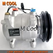купить High Quality AC Compressor For Nissan Pickup D21 /Terrano R20 King Cab/Navara 92600-01G01 92600-0F000 92600-0F001 92600-36M00 недорого