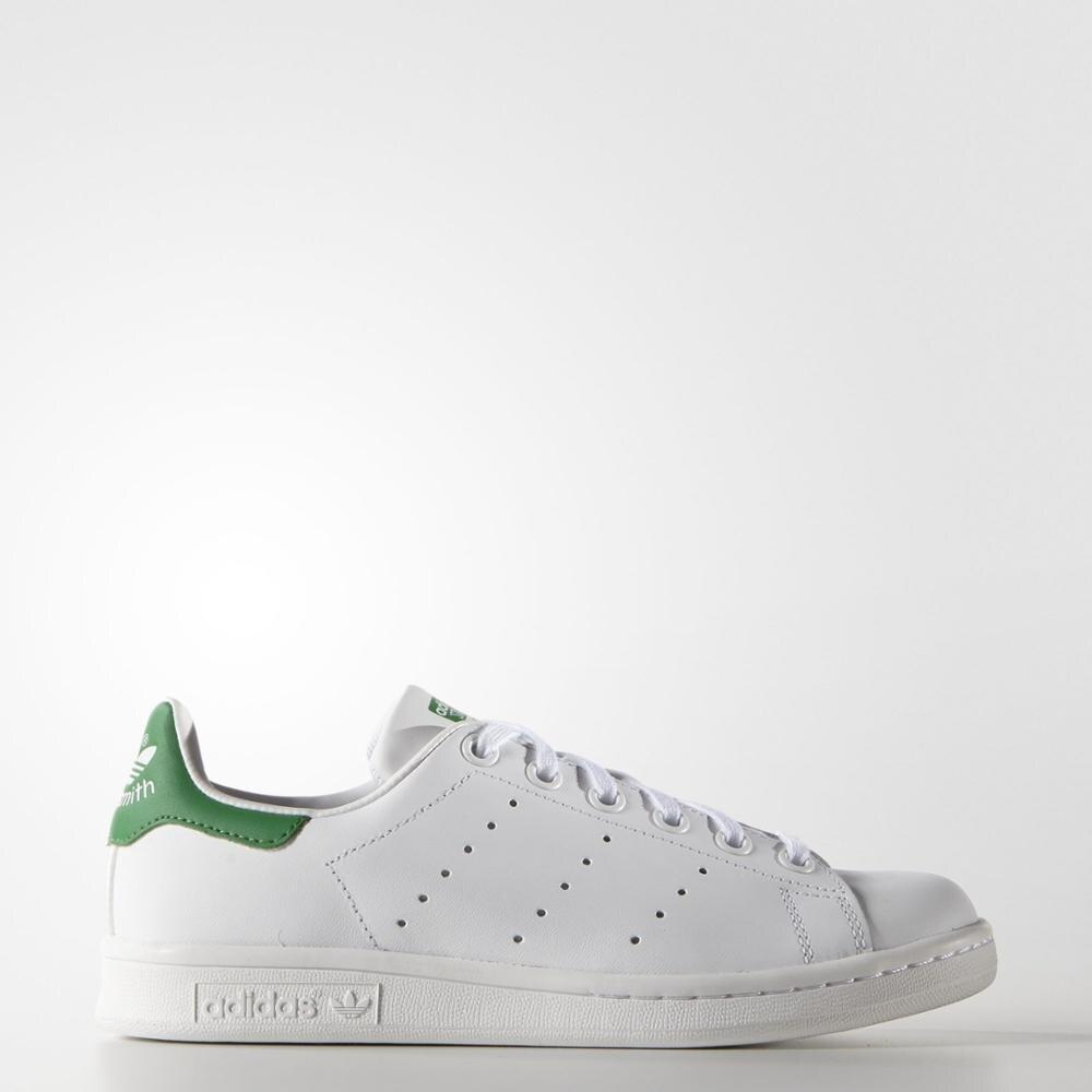 nueva colección Nueva York linda Sneakers M20605 adidas stan smith White and Green Boy|Running ...