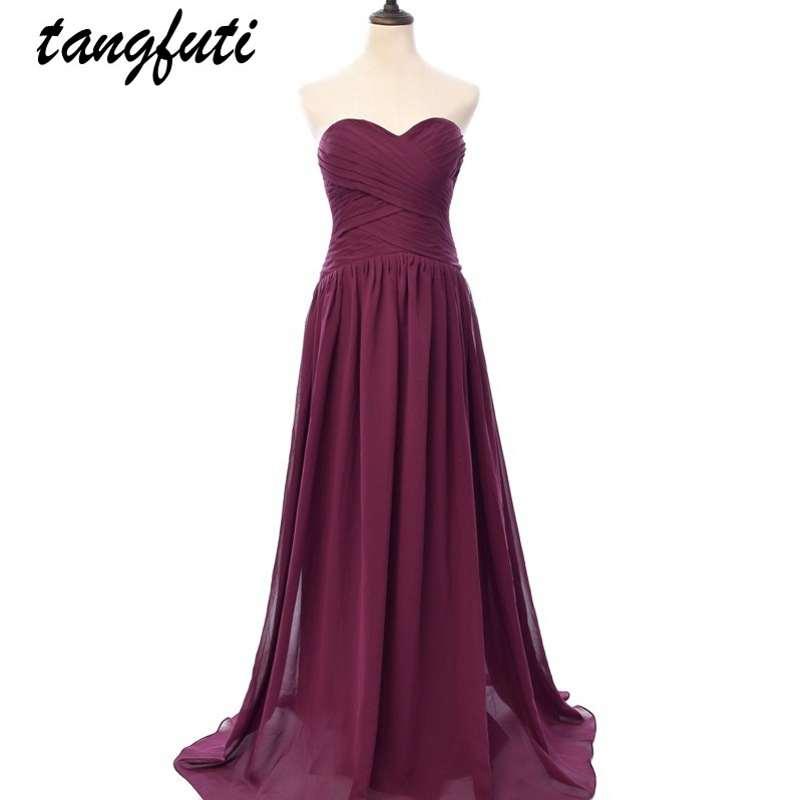 Sexy en mousseline de soie robes de bal Simple longue chérie dos nu soirée fête pli robe de soirée vraie Photo une ligne formelle robe de bal
