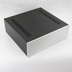 BZ4315A NEW Full Aluminum Power Amplifier Chassis Enclosure DIY Box