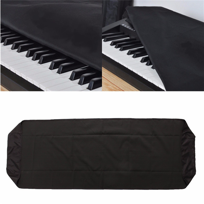 88 Key 134x29x14cm Composite Cloth Electronic Piano Keyboard Cover On Stage Dustproof Musical Instrument Piano Parts Accessories