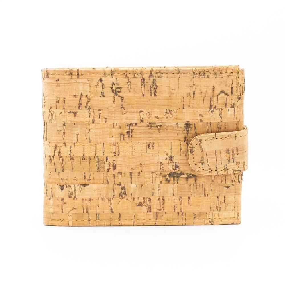 Rustic Natural Cork Wallet for Men cork vegan handmade casual wooden Eco wallet from Portugal BAG-200Rustic Natural Cork Wallet for Men cork vegan handmade casual wooden Eco wallet from Portugal BAG-200