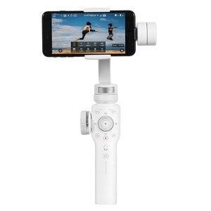Image 3 - Zhiyun Liscia 4 3 Axis Handheld Gimbal Stabilizzatore per iPhone X 8 7 Più 6 Plus Samsung Galaxy S8 + S8 S7 S6 S5, liscio 4
