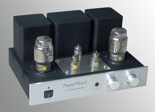 Finished Single-ended Class A KT88 Vacuum Tube Amplifier USB Tube Headphone Amp MM Turntable MP3/PC 6n5p 6n11 vacuum tube headphone amplifier single ended pure class a tube headphone amplifier