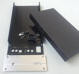 Image 2 - BZ1506H すべてアルミ DAC デコーダシャーシミニ USB エンクロージャオーディオ DAC ケース Diy のボックス 155 ミリメートル * 60 ミリメートル * 241 ミリメートル