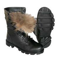 DOF winter wüste tactical ankle stiefel mit pelz weiche leder wandern klettern schuhe outdoor stiefel armee mode 5019/11 ZA