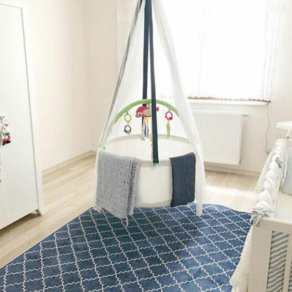 Mosquito Nets Basket Bassinet Swing Hammock Baby, Toddler Infant For Indoor Or Outdoor Svava Basket Swing Cradle Bassinet Crib