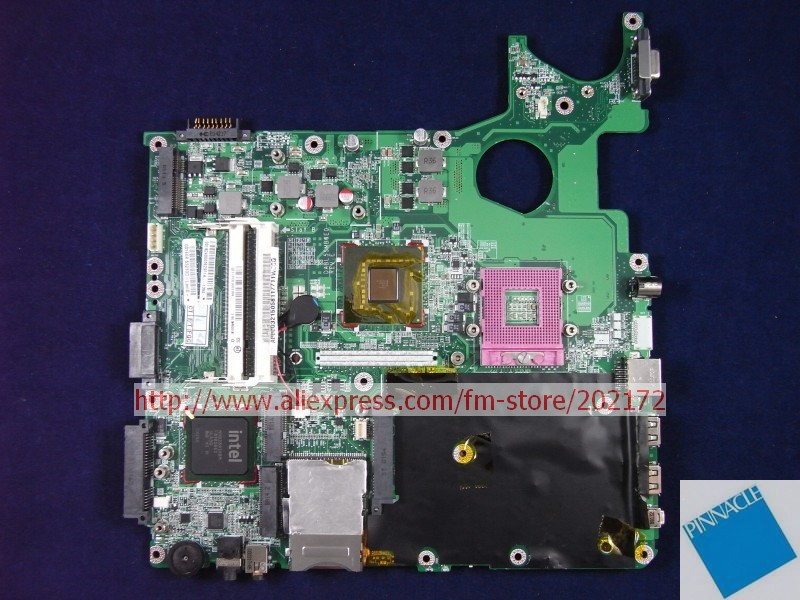 MOTHERBOARD FOR TOSHIBA satellite A300  P300 A000041000 A000032150 A000034490 DABL5SMB6E0 100% TESTED GOOD привод lg bp50nb40 black