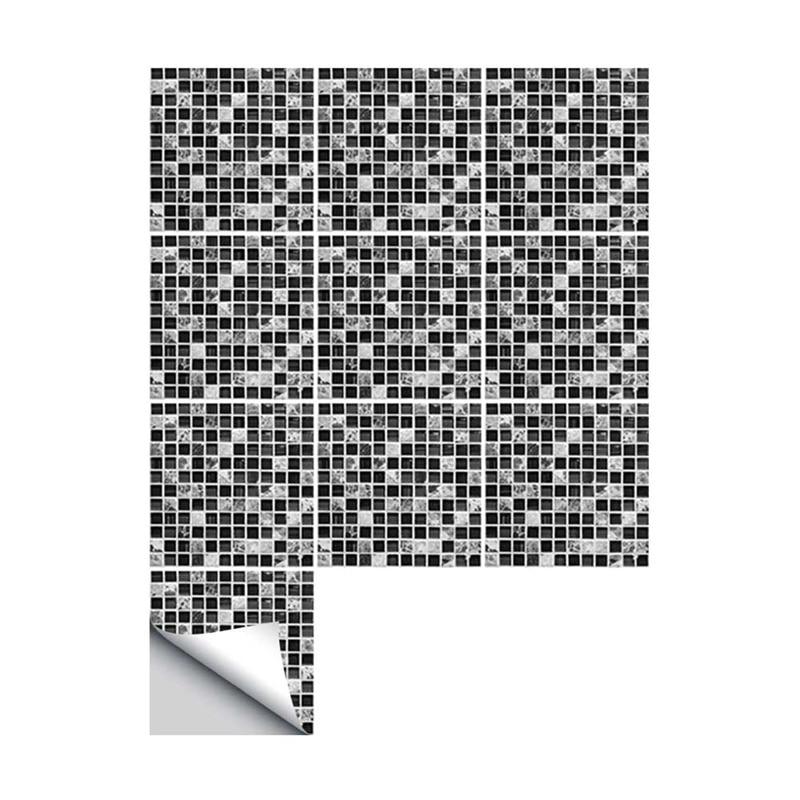 WallPops DWPK2787 Wall Decal Gray