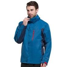 Winter 2 Pieces Thermal Softshell Fleece Lovers Jackets Outdoor Waterproof Couples Coat Hiking Trekking Skiing Climbing Man Coat