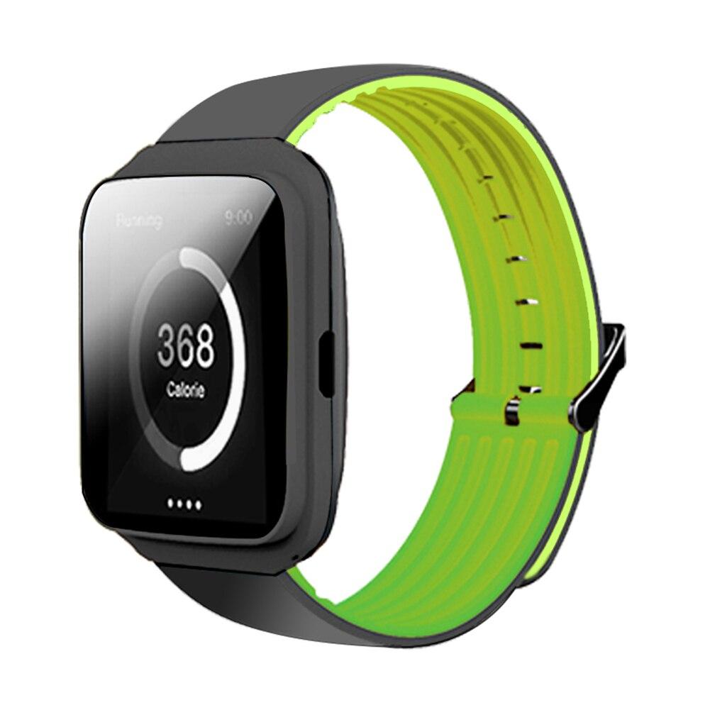 Unisex Bluetooth Calling Fitness Tracker Heart Rate Monitor Smart Wrist Watch