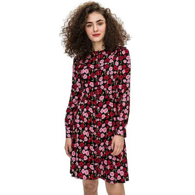 Dresses dress befree for female  long sleeve women clothes apparel  casual spring 1811243552-99 TmallFS