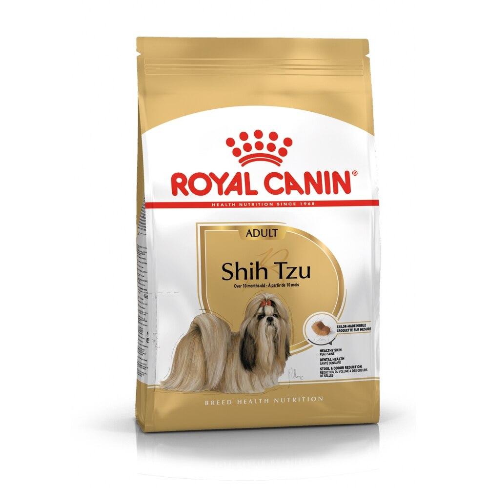 Dog Food Royal Canin Shih Tzu Adult, 1,5 kg