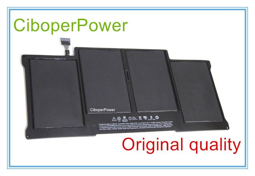 Originale batterie d'ordinateur portable A1496 Pour 13