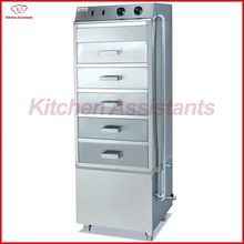 Aistan EH5J 5 Layers Electric Stainless Steel Steam Cabinet