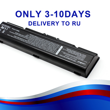 Li-ion Laptop Battery for Toshiba Satellite A200 A300 L200 L300 L500 T30 T40 T43 PA3533U-1BAS PA3534U-1BRS PABAS098 TS-A200 RU(China)