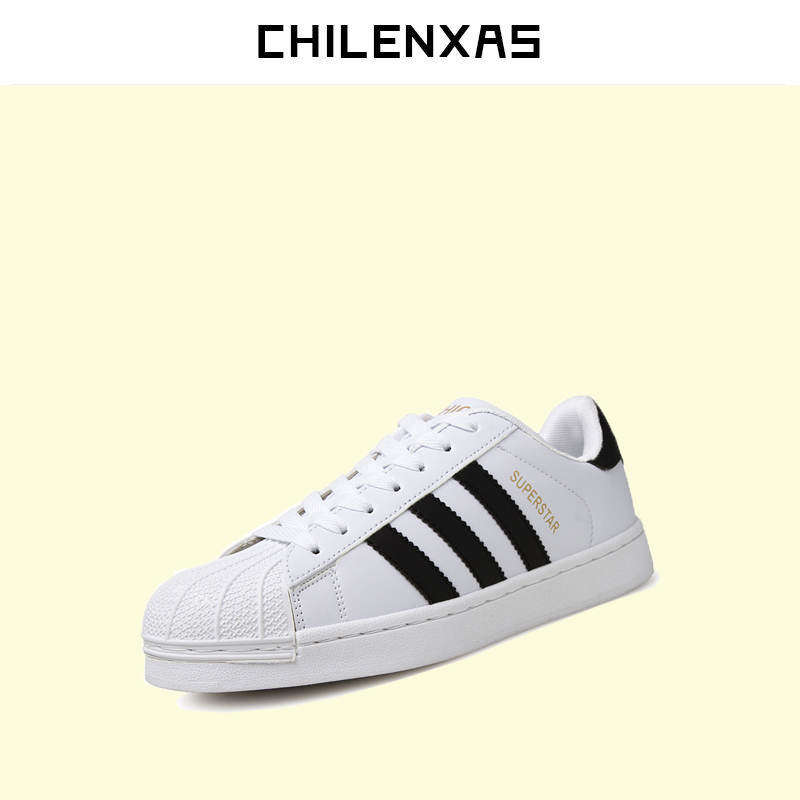 CHILENXAS 2017 Leather Men's Casual Shoes Style Flats For Couples Breathable New Fashion Lace-up Solid Height Increasing Light bimuduiyu trend casual shoes for men fashion light breathable lace up male shoes high quality suede leather black flats shoes