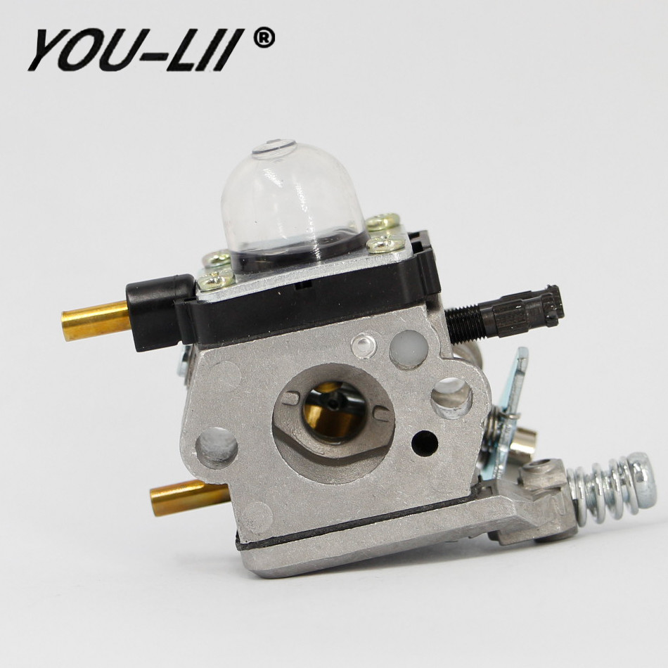 Replacement Lawnmower Carburetor For Mantis Tiller 7222 722E 7225 7234 C1U-K54A