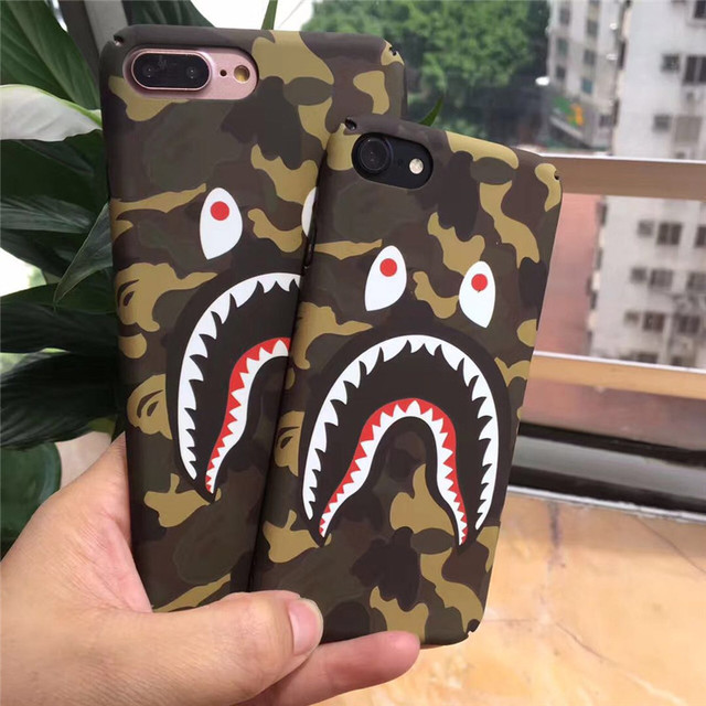 BAPE Shark iPhone Cases