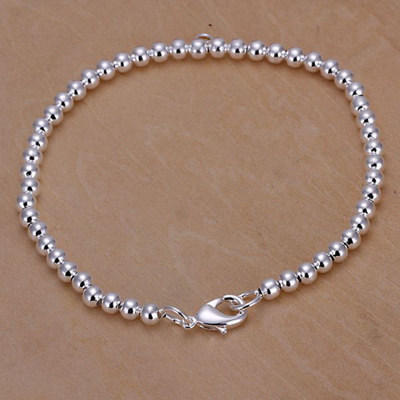Inexpensive Charm Bracelets: Cheap 2015 New Fashion Christmas Gifts 925 Sterling Silver