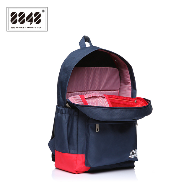 8848 New Backpacks for Men with USB Charging Anti-Theft Laptop Rucksacks Male Water Resistant Bag Fit Under 15 6 Inch S15004-5