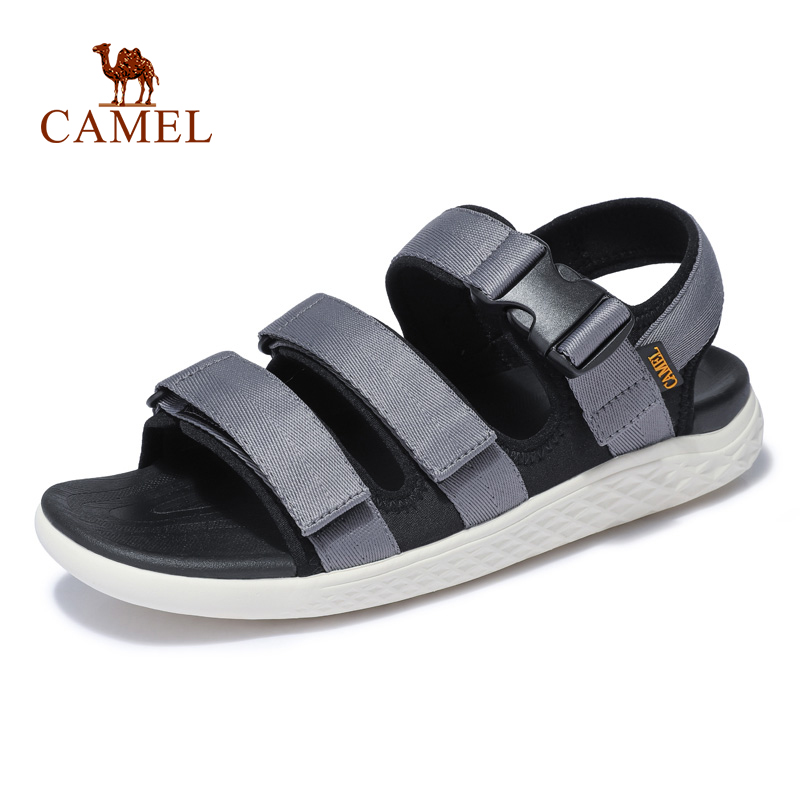 CAMEL Men s Shoes Summer Sports Outdoor Men Sandals New Casual Beach Refreshing Minimalist Fashion Shoes