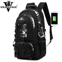 Backpack Male Travel Korean Leisure School Bags For Teenagers Fashion Trend Casual Computer Large Capacity Hiking
